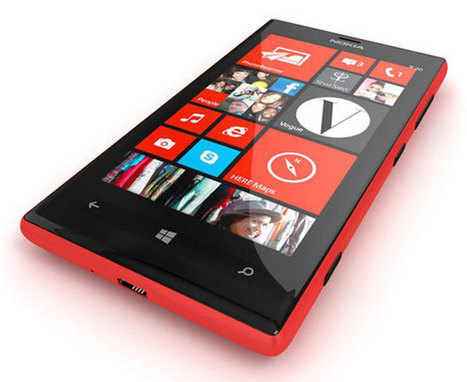 Nokia Lumia 720: Review Your New Windows Phone | Technology Review | Mobile News | Scoop.it