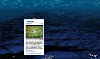 Google Earth 5.0 : cartographie des océans, Mars en 3D et nouvelles options… | Cartographie culturelle | Scoop.it