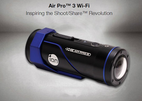 iON Air Pro 3 Wi-fi Camera Announced | Popular Airsoft | Airsoft Showoffs | Scoop.it