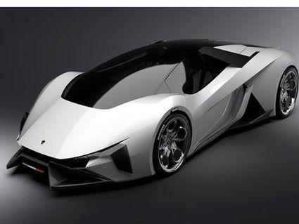 Voici le concept Lamborghini Diamante de 2023 | Concept  design | Scoop.it