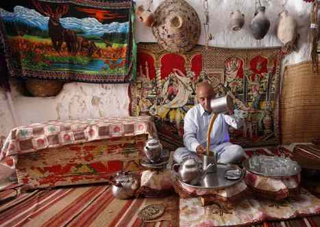 Going underground: Libya's unusual cave dwellings - Red Bluff Daily News | Saif al Islam | Scoop.it