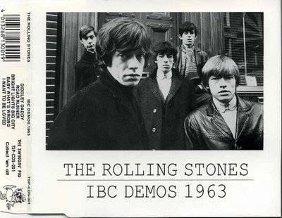 Les premiers enregistrements semi-pro des Rolling Stones (1963) | Que s'est il passé en 1963 ? | Scoop.it