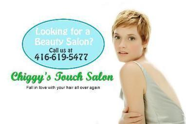 Chiggy's Touch - Toronto, ON M5R 1C1 - (416)619-5477 | ShowMeLocal.com | Hair Care Guide | Scoop.it