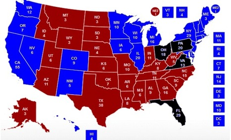 The Obama Voter Fraud Map : From the Maker of Unskewed Polling | News You Can Use - NO PINKSLIME | Scoop.it