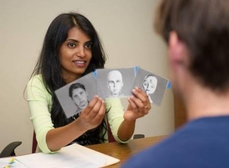 La importancia psicológica del rostro de un robot androide | educacion | Scoop.it