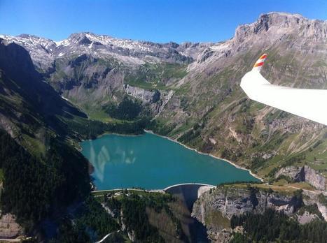 Twitter / FredericGermani: Les barrages semblent avoir ... | Tourism | Scoop.it