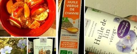 Quelle huile choisir / Équilibre oméga-3 / oméga-6 | Webnutrition Online | Scoop.it