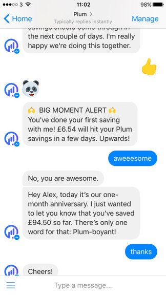 These chatbots want to help you manage yourmoney | dataInnovation | Scoop.it