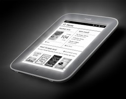 New Nook Touch to Ship Next Month With Front Light – $139 - eBookNewser | Pobre Gutenberg | Scoop.it