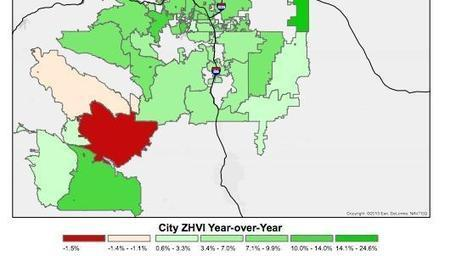 Upsurge in Denver area house prices continues - Denver Business Journal | Denver Colorado | Scoop.it