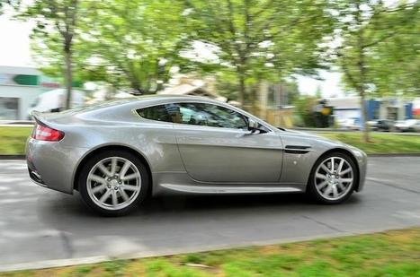 Aston Martin V8 Vantage: Review en Latam Review | Cars Reviews and News | Scoop.it