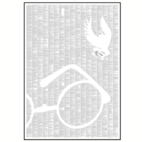 Classic Novel Poster - Harry Potter And The Philosopher's Stone with Unique Gift Store   Unique Gift Store   Scoop.it