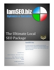 The Ultimate Local SEO Package | Local SEO Marketing | IamSEO.biz | Free Ebooks | Scoop.it