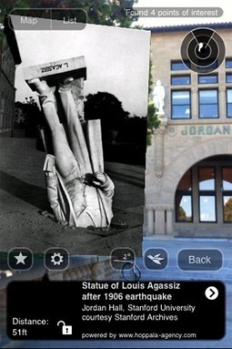 Experiments in historical augmented reality | Augmented learning | Scoop.it