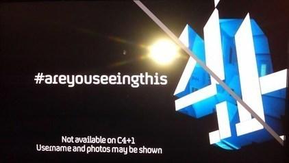 Social TV First: Prometheus Ad Incorporates Live Tweets | Télé Connectée | Scoop.it
