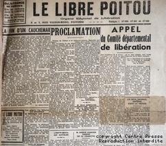Poitiers en 1914 - Centre Presse | Nos Racines | Scoop.it