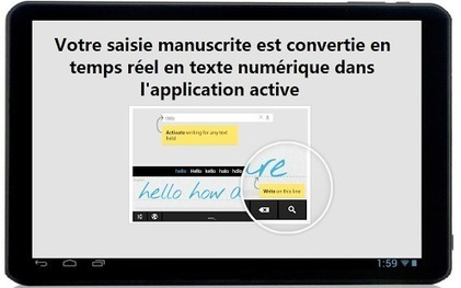 MyScript Stylus (Beta) - Applications Android sur Google Play | Tablet opetuksessa | Scoop.it