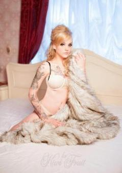 Inked Girls Gallery 91 – The Belle La Donna Edition | Vidi Fashion Factory (VIFF) | Scoop.it