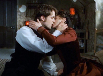 Robert Pattinson Puckers Up in Bel Ami - The Hollywood Gossip | The Twilight Saga | Scoop.it