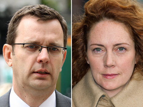Former Murdoch Aides to Be Charged With Bribery | Rupert Murdoch Phone Hacking Scandal | Scoop.it