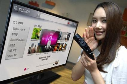 More on the LG Magic Remote targets Cinema 3D Smart TVs | Technology and Gadgets | Scoop.it