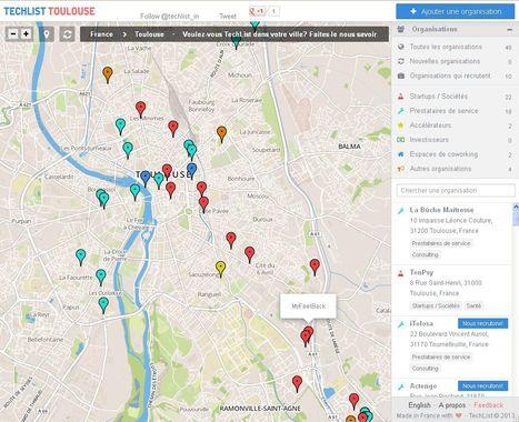 Toulouse Tech List | Tech in Toulouse | Scoop.it