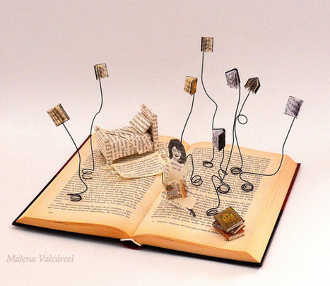 Bookmark - When does craft rise to art? | Books On Books | Scoop.it