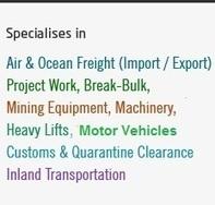 International Shipping Company Australia, Shipping Project work Australia | Quarantine clearance Australia | Scoop.it