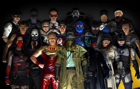 Les Super Hero de la vie réelle ! Real Life SuperHero Project | NUMERIQUE I GEEK | Scoop.it