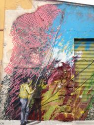 Urban factory: DES ENFANTS, DES STREET ARTISTES, UN QUARTIER PAUVRE, UNE OPÉRATION DE CROWDFUNDING, ET DES MURS QUI DEVIENNENT OEUVRES D'ART | URBANmedias | Scoop.it