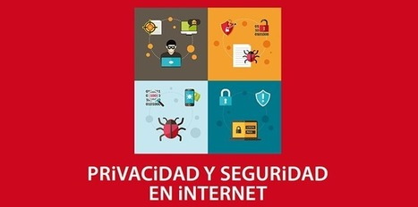 Ya está disponible la Guía para la Privacidad y Seguridad en Internet. | Educar para proteger. Padres e hijos enREDados con las TIC | Scoop.it