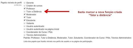 Lista de participantes no curso Moodle - nova função não visível « Gisele Brugger – Consultoria em sistemas LMS | tipsmoodle | Scoop.it