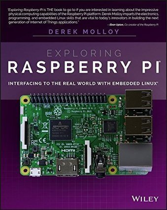 Exploring Raspberry Pi: Interfacing to the Real World with Embedded Linux | Raspberry Pi | Scoop.it