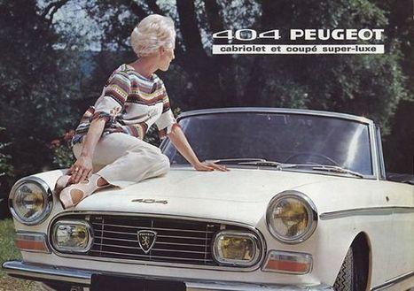 404 Cabriolet / Coupé : top élégance - | AutoCollec Voitures et automobiles de Collection | Scoop.it