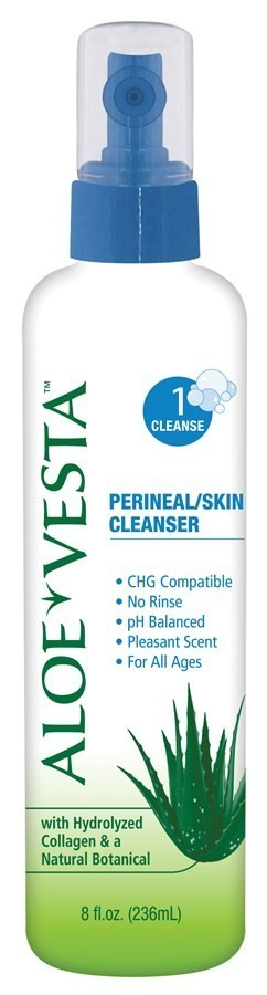 Aloe Vesta Perineal Skin Cleanser, Three 8 oz. Bottles, Shipping Included | Adult Diapers | Magic Medical | Scoop.it
