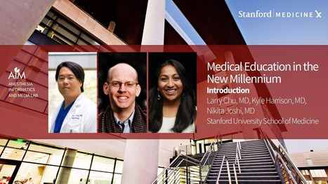 Medical Education in the New Millennium - Class 1 - YouTube   EdMedandTech   Scoop.it