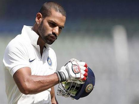 We will try our best to win: Shikhar Dhawan - Latest Sports Buzz | Sandhira Sports | Scoop.it