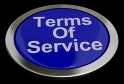 Terms of Service Cheat Sheet for Parents & Teachers - Edudemic | Information for Librarians | Scoop.it