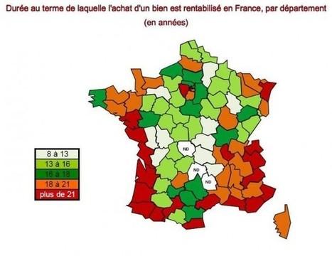 Immobilier : N'achetez plus ! | Tous sur l'immobilier en France | Scoop.it