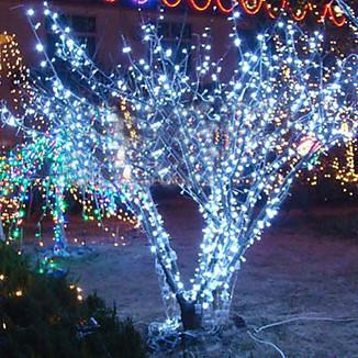 30M Colorful LED String Lamp with 240 LEDs - Christmas & Halloween Decoration – LightSuperDeal.com | LED lights | Scoop.it