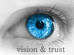 When it all boils down, good leadership is about two things: vision and trust - The Centre | Where has all the trust gone? | Scoop.it