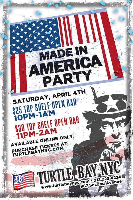 Events | Turtle Bay NYC | Best Bars Midtown NYC | Scoop.it