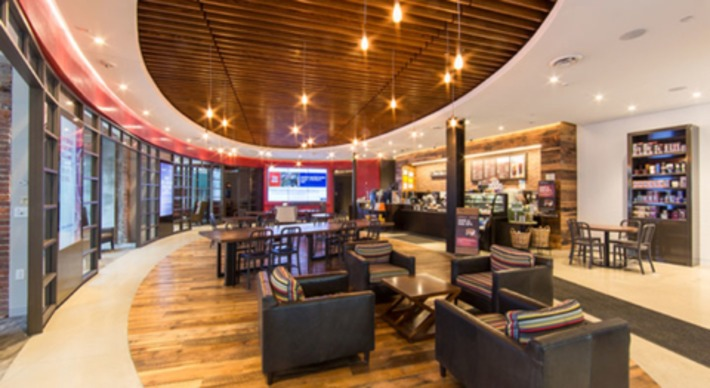 Capital One Cafés: Coffee Shops or Bank Branches? | Banque & Innovation | Scoop.it