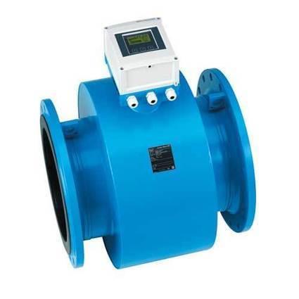 Đồng hồ đo lưu lượng dùng pin: Promag W 800   Flowmeter Endress Hauser   Scoop.it