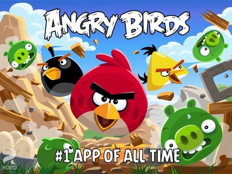 Games News Online- Latest News, Reviews & Updates of Free Online Games: Angry Birds: A Game for Your Restless Mind | Games News Online- Latest News, Reviews & Updates of Free Online Games | Scoop.it