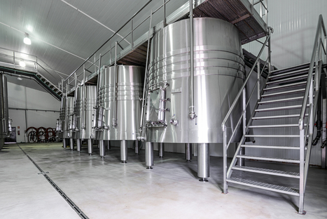 Stainless Steel Tanks are the Best Choice | Control Fab Stainless Steel Fabrication | Scoop.it