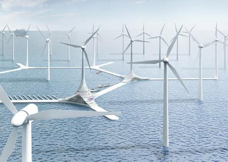 le Japon a décidé de construire le plus grand parc éolien offshore | Géographie : les dernières nouvelles de la toile. | Scoop.it