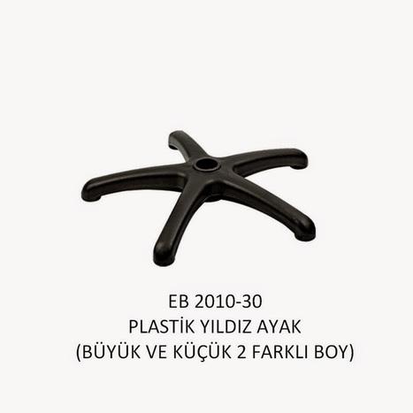 Ofis Koltuk Ayakları - Plastik Yıldız Ayak - Calsit Koltuk   Ofis Koltuk Tamir   Scoop.it