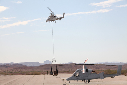 Marines Ponder Future of Unmanned Cargo Helicopter | Aerospace Innovation & Technology | Scoop.it