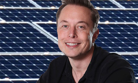 Energy sector's newest power player: Elon Musk | Tech-Picks | Scoop.it